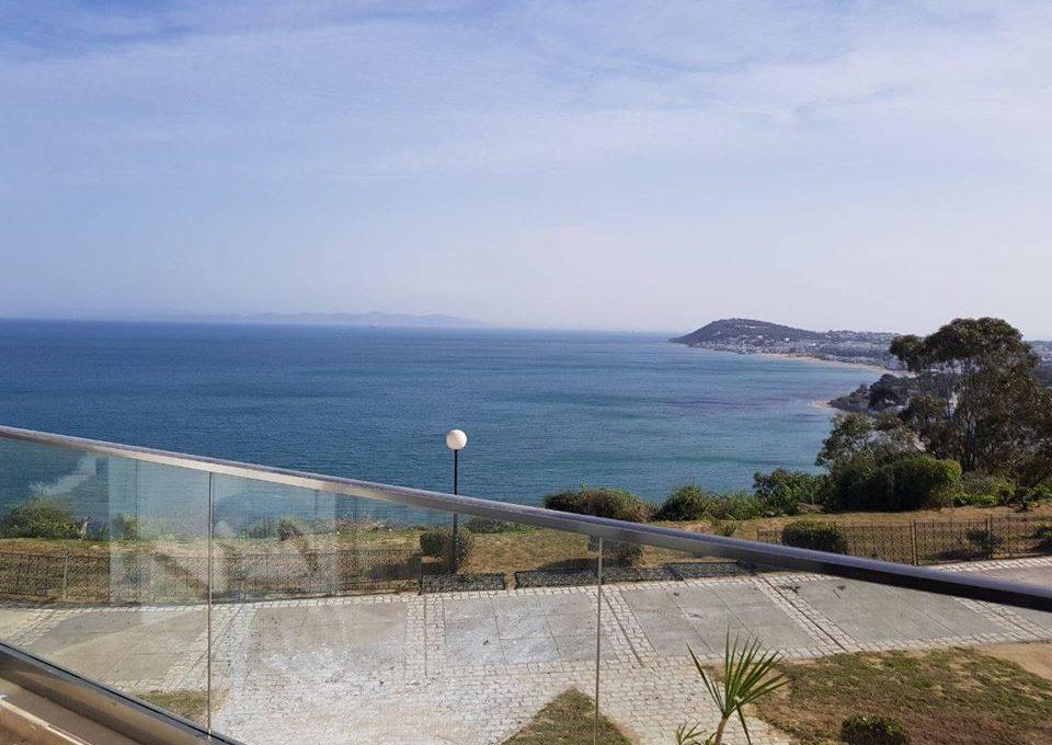 Appartement vue sur mer à Gammarth