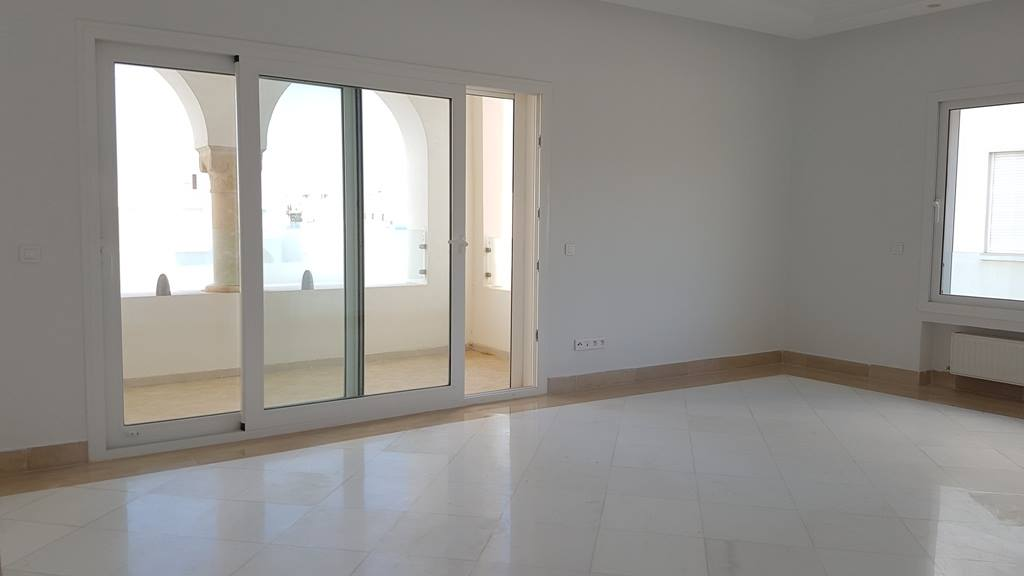 Vente appartement à Gammarth La Marsa